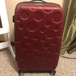 4 wheel Luggage LARGE